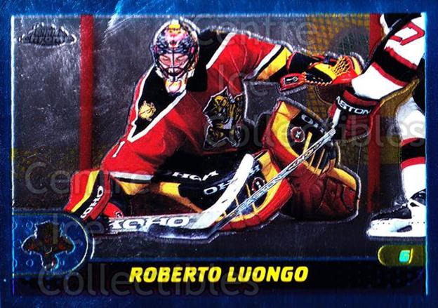 2001-02 Topps Chrome #68 Roberto Luongo<br/>5 In Stock - $2.00 each - <a href=https://centericecollectibles.foxycart.com/cart?name=2001-02%20Topps%20Chrome%20%2368%20Roberto%20Luongo...&quantity_max=5&price=$2.00&code=97761 class=foxycart> Buy it now! </a>