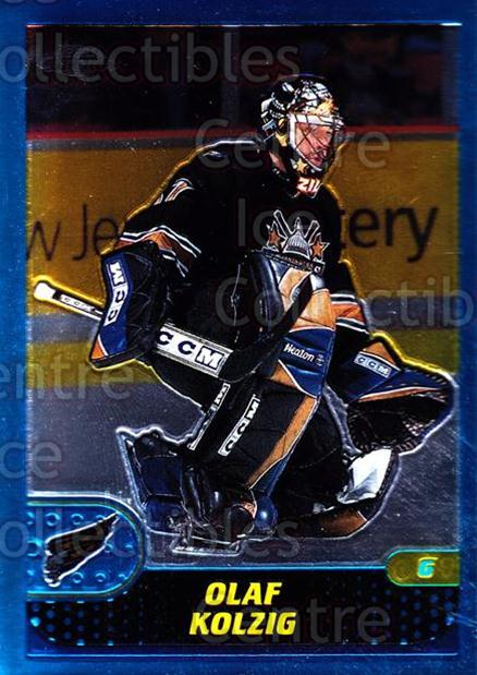 2001-02 Topps Chrome #7 Olaf Kolzig<br/>4 In Stock - $1.00 each - <a href=https://centericecollectibles.foxycart.com/cart?name=2001-02%20Topps%20Chrome%20%237%20Olaf%20Kolzig...&quantity_max=4&price=$1.00&code=97763 class=foxycart> Buy it now! </a>