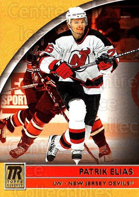 2001-02 Topps Reserve #2 Patrik Elias<br/>1 In Stock - $1.00 each - <a href=https://centericecollectibles.foxycart.com/cart?name=2001-02%20Topps%20Reserve%20%232%20Patrik%20Elias...&quantity_max=1&price=$1.00&code=98057 class=foxycart> Buy it now! </a>