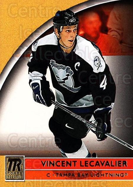 2001-02 Topps Reserve #21 Vincent Lecavalier<br/>5 In Stock - $1.00 each - <a href=https://centericecollectibles.foxycart.com/cart?name=2001-02%20Topps%20Reserve%20%2321%20Vincent%20Lecaval...&quantity_max=5&price=$1.00&code=98082 class=foxycart> Buy it now! </a>