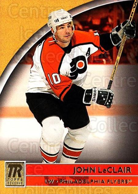 2001-02 Topps Reserve #32 John LeClair<br/>3 In Stock - $1.00 each - <a href=https://centericecollectibles.foxycart.com/cart?name=2001-02%20Topps%20Reserve%20%2332%20John%20LeClair...&quantity_max=3&price=$1.00&code=98090 class=foxycart> Buy it now! </a>