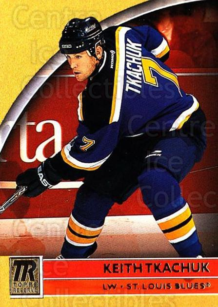 2001-02 Topps Reserve #33 Keith Tkachuk<br/>4 In Stock - $1.00 each - <a href=https://centericecollectibles.foxycart.com/cart?name=2001-02%20Topps%20Reserve%20%2333%20Keith%20Tkachuk...&quantity_max=4&price=$1.00&code=98091 class=foxycart> Buy it now! </a>