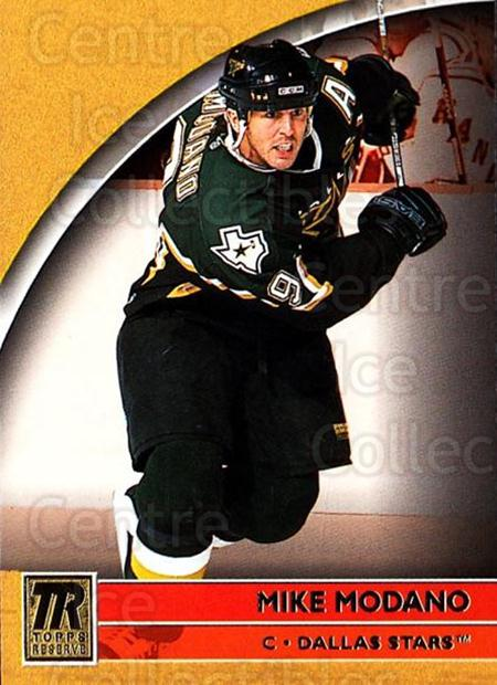 2001-02 Topps Reserve #47 Mike Modano<br/>4 In Stock - $1.00 each - <a href=https://centericecollectibles.foxycart.com/cart?name=2001-02%20Topps%20Reserve%20%2347%20Mike%20Modano...&quantity_max=4&price=$1.00&code=98102 class=foxycart> Buy it now! </a>