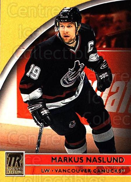 2001-02 Topps Reserve #65 Markus Naslund<br/>2 In Stock - $1.00 each - <a href=https://centericecollectibles.foxycart.com/cart?name=2001-02%20Topps%20Reserve%20%2365%20Markus%20Naslund...&quantity_max=2&price=$1.00&code=98118 class=foxycart> Buy it now! </a>