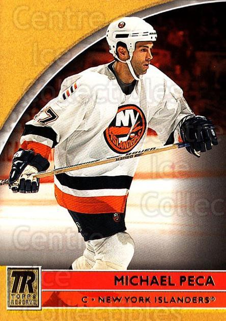 2001-02 Topps Reserve #81 Mike Peca<br/>3 In Stock - $1.00 each - <a href=https://centericecollectibles.foxycart.com/cart?name=2001-02%20Topps%20Reserve%20%2381%20Mike%20Peca...&quantity_max=3&price=$1.00&code=98131 class=foxycart> Buy it now! </a>