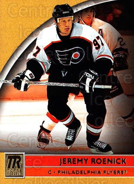 2001-02 Topps Reserve #95 Jeremy Roenick<br/>1 In Stock - $1.00 each - <a href=https://centericecollectibles.foxycart.com/cart?name=2001-02%20Topps%20Reserve%20%2395%20Jeremy%20Roenick...&quantity_max=1&price=$1.00&code=98142 class=foxycart> Buy it now! </a>