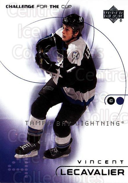 2001-02 UD Challenge for the Cup #79 Vincent Lecavalier<br/>7 In Stock - $1.00 each - <a href=https://centericecollectibles.foxycart.com/cart?name=2001-02%20UD%20Challenge%20for%20the%20Cup%20%2379%20Vincent%20Lecaval...&quantity_max=7&price=$1.00&code=98304 class=foxycart> Buy it now! </a>