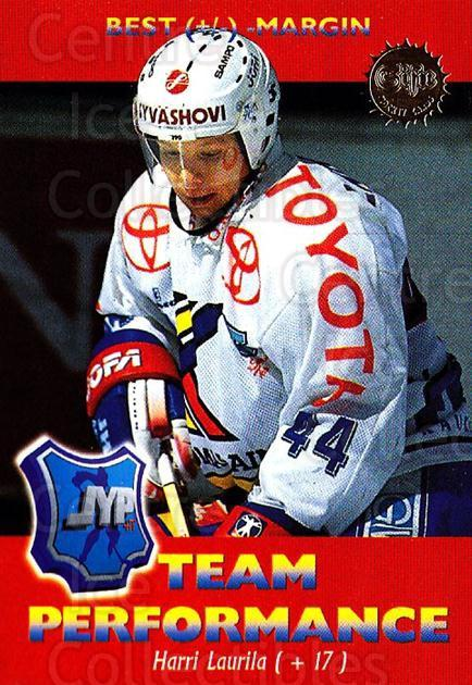 1994-95 Finnish SISU #170 Harri Laurila<br/>2 In Stock - $2.00 each - <a href=https://centericecollectibles.foxycart.com/cart?name=1994-95%20Finnish%20SISU%20%23170%20Harri%20Laurila...&quantity_max=2&price=$2.00&code=985 class=foxycart> Buy it now! </a>