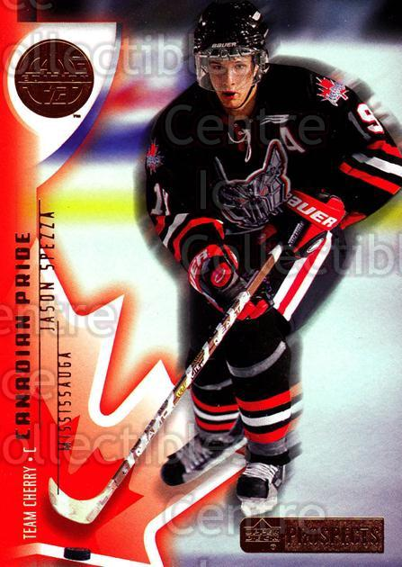 2001-02 UD CHL Prospects #41 Jason Spezza<br/>3 In Stock - $2.00 each - <a href=https://centericecollectibles.foxycart.com/cart?name=2001-02%20UD%20CHL%20Prospects%20%2341%20Jason%20Spezza...&quantity_max=3&price=$2.00&code=98676 class=foxycart> Buy it now! </a>