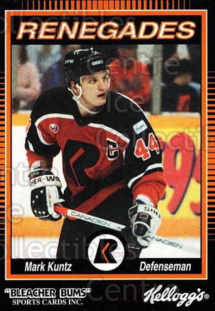 1992-93 Richmond Renegades #10 Mark Kuntz<br/>7 In Stock - $3.00 each - <a href=https://centericecollectibles.foxycart.com/cart?name=1992-93%20Richmond%20Renegades%20%2310%20Mark%20Kuntz...&quantity_max=7&price=$3.00&code=9886 class=foxycart> Buy it now! </a>