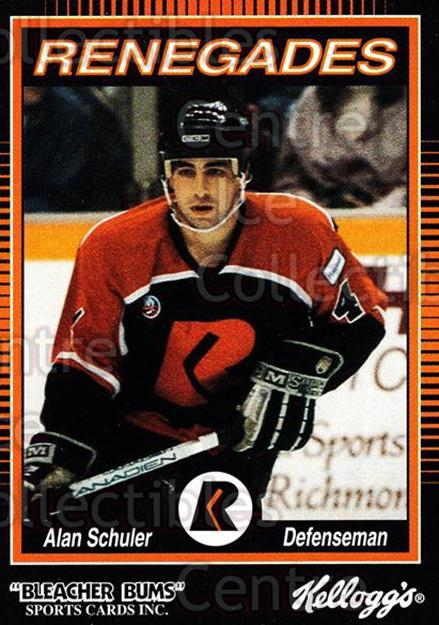 1992-93 Richmond Renegades #16 Alan Schuler<br/>6 In Stock - $3.00 each - <a href=https://centericecollectibles.foxycart.com/cart?name=1992-93%20Richmond%20Renegades%20%2316%20Alan%20Schuler...&quantity_max=6&price=$3.00&code=9892 class=foxycart> Buy it now! </a>