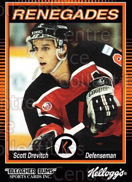 1992-93 Richmond Renegades #3 Scott Drevitch<br/>5 In Stock - $3.00 each - <a href=https://centericecollectibles.foxycart.com/cart?name=1992-93%20Richmond%20Renegades%20%233%20Scott%20Drevitch...&quantity_max=5&price=$3.00&code=9897 class=foxycart> Buy it now! </a>