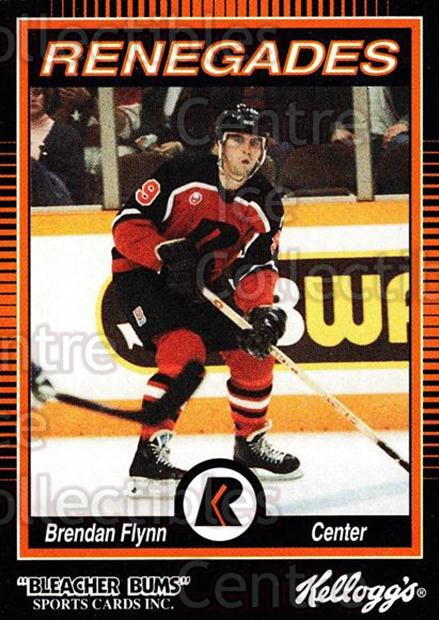 1992-93 Richmond Renegades #4 Brendan Flynn<br/>5 In Stock - $3.00 each - <a href=https://centericecollectibles.foxycart.com/cart?name=1992-93%20Richmond%20Renegades%20%234%20Brendan%20Flynn...&quantity_max=5&price=$3.00&code=9898 class=foxycart> Buy it now! </a>