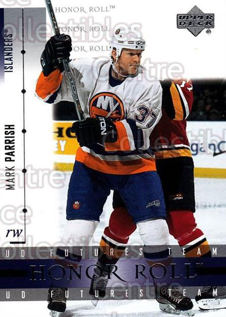 2001-02 UD Honor Roll #27 Mark Parrish<br/>6 In Stock - $1.00 each - <a href=https://centericecollectibles.foxycart.com/cart?name=2001-02%20UD%20Honor%20Roll%20%2327%20Mark%20Parrish...&quantity_max=6&price=$1.00&code=99074 class=foxycart> Buy it now! </a>