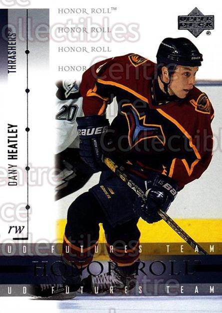 2001-02 UD Honor Roll #55 Dany Heatley<br/>5 In Stock - $1.00 each - <a href=https://centericecollectibles.foxycart.com/cart?name=2001-02%20UD%20Honor%20Roll%20%2355%20Dany%20Heatley...&quantity_max=5&price=$1.00&code=99101 class=foxycart> Buy it now! </a>
