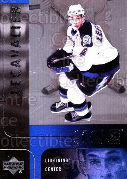 2001-02 UD Ice #39 Vincent Lecavalier<br/>6 In Stock - $1.00 each - <a href=https://centericecollectibles.foxycart.com/cart?name=2001-02%20UD%20Ice%20%2339%20Vincent%20Lecaval...&quantity_max=6&price=$1.00&code=99185 class=foxycart> Buy it now! </a>