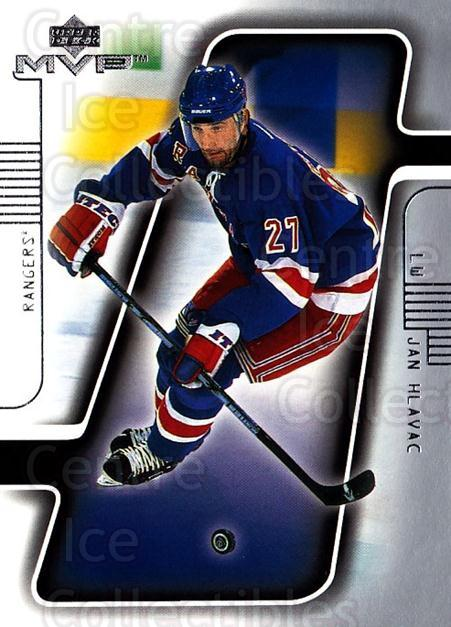 2001-02 Upper Deck MVP #125 Jan Hlavac<br/>3 In Stock - $1.00 each - <a href=https://centericecollectibles.foxycart.com/cart?name=2001-02%20Upper%20Deck%20MVP%20%23125%20Jan%20Hlavac...&quantity_max=3&price=$1.00&code=99336 class=foxycart> Buy it now! </a>