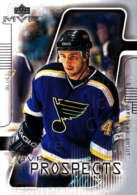 2001-02 Upper Deck MVP #215 Jaroslav Obsut<br/>1 In Stock - $1.00 each - <a href=https://centericecollectibles.foxycart.com/cart?name=2001-02%20Upper%20Deck%20MVP%20%23215%20Jaroslav%20Obsut...&quantity_max=1&price=$1.00&code=99436 class=foxycart> Buy it now! </a>