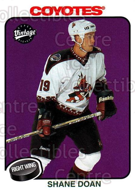 2001-02 UD Vintage #193 Shane Doan<br/>6 In Stock - $1.00 each - <a href=https://centericecollectibles.foxycart.com/cart?name=2001-02%20UD%20Vintage%20%23193%20Shane%20Doan...&quantity_max=6&price=$1.00&code=99798 class=foxycart> Buy it now! </a>