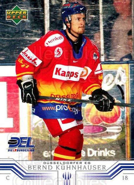 2001-02 German DEL #52 Bernd Kuhnhauser<br/>7 In Stock - $2.00 each - <a href=https://centericecollectibles.foxycart.com/cart?name=2001-02%20German%20DEL%20%2352%20Bernd%20Kuhnhause...&quantity_max=7&price=$2.00&code=99870 class=foxycart> Buy it now! </a>