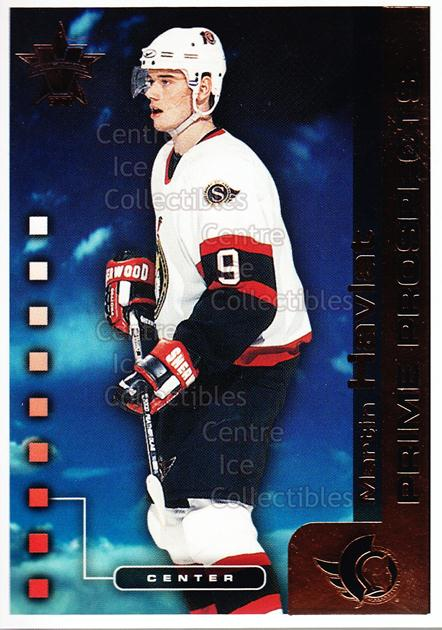 2001-02 Vanguard Prime Prospects #13 Martin Havlat<br/>2 In Stock - $2.00 each - <a href=https://centericecollectibles.foxycart.com/cart?name=2001-02%20Vanguard%20Prime%20Prospects%20%2313%20Martin%20Havlat...&quantity_max=2&price=$2.00&code=99941 class=foxycart> Buy it now! </a>